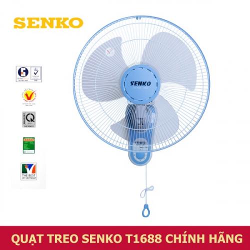 Quạt treo tường 1 dây SenKo T1688-4