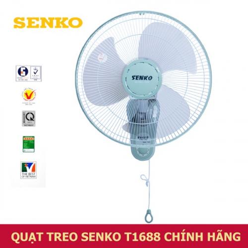 Quạt treo tường 1 dây SenKo T1688-2