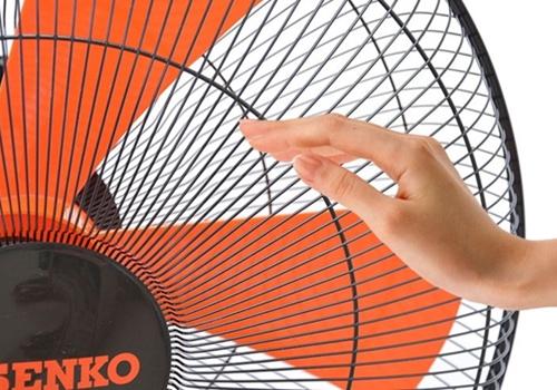 Quạt treo tường Senko 2 dây TC1880-2