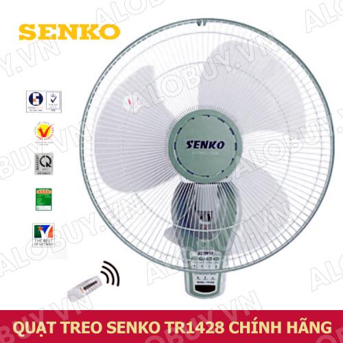 Quạt treo tường SENKO Có Remote TR1428-3