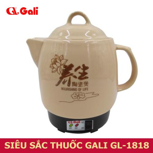 Siêu sắc thuốc Gali GL-1818-2