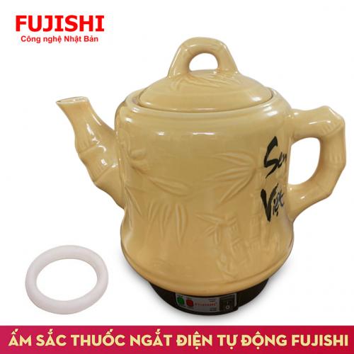 Siêu thuốc điện tự động Fujishi Sen Việt HK-33G (Vàng Gold)
