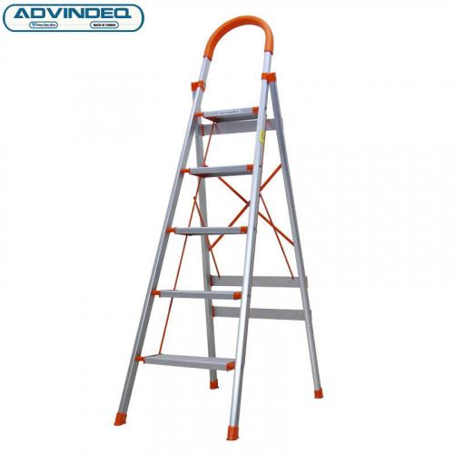 Thang nhôm ghế 5 bậc xếp gọn Advindeq ADS705-5