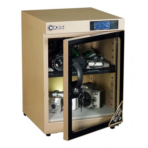 Tủ chống ẩm Nikatei NC-30C GOLD PLUS (30 Lít)