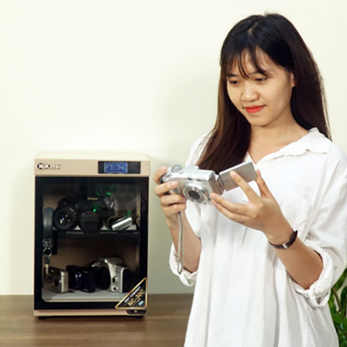 Tủ chống ẩm Nikatei NC-30C GOLD PLUS (30 Lít)-5