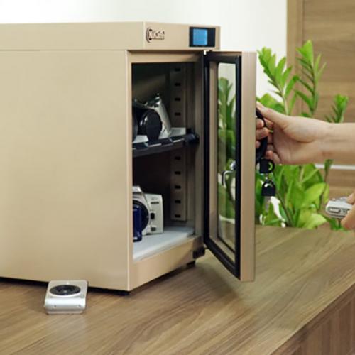 Tủ chống ẩm Nikatei NC-30C GOLD PLUS (30 Lít)-2