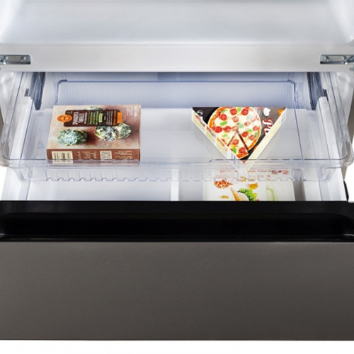 Tủ lạnh Side by Side KAFF KF-BCD523W (2 cánh mở trên, 2 ngăn rút dưới)-4