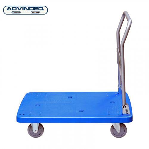 Xe đẩy hàng 4 bánh sàn nhựa ADVINDEQ PT-150-2