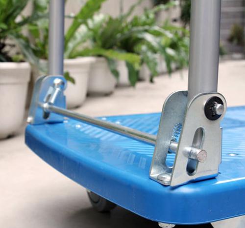Xe đẩy hàng 4 bánh sàn nhựa ADVINDEQ PT-150-3