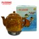 Ấm sắc thuốc điện GỐM BÁT TRÀNG Fujishi HK-066 (Nâu Đất)-3