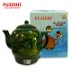 Ấm sắc thuốc điện GỐM BÁT TRÀNG Fujishi HK-066 (Xanh Lục)-2
