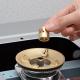 Bếp gas 7 tấc Rinnai RV-970(ST), Chén đồng có đầu hâm-3