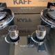 Bếp gas âm hồng ngoại KAFF KF-206i-1