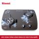 Bếp gas âm Rinnai RVB-6SDR(F), Ngắt gas tự động