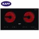 Bếp hồng ngoại đôi cảm ứng KAFF KF-073CC-4