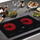 Bếp hồng ngoại đôi cảm ứng KAFF KF-073CC-3