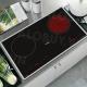 Bếp từ đôi hồng ngoại cảm ứng CANZY CZ-66BS-3