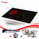 Bếp từ đôi hồng ngoại cảm ứng CANZY CZ-930H-6