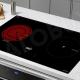 Bếp từ đôi hồng ngoại cảm ứng CHEFS EH-MIX866-1
