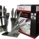 Bộ dao kéo làm bếp 11 món Bass IN.01-004-4