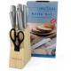 Bộ dao kéo làm bếp 8 món Bass IN.01-007-1