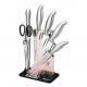 Bộ dao kéo làm bếp 7 món Bass IN.01-002-1