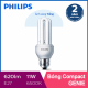 Bóng đèn Compact 3U tiết kiệm điện Philips Genie 11W 6500K E27 - Ánh sáng trắng-2