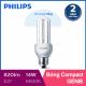 Bóng đèn Compact 3U tiết kiệm điện Philips Genie 14W 6500K E27 - Ánh sáng trắng-2