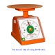 Cân nhựa đồng hồ Nhơn Hòa 2Kg-3
