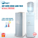 Cây nước nóng lạnh 2 vòi FUJIE WDX5GE-1