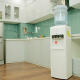 Cây nước nóng lạnh 3 vòi FUJIE WD1800E-1