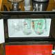 Cây nước nóng lạnh kết hợp bàn pha trà, cafe FujiE WD3000C-2