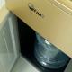 Cây nước nóng lạnh kết hợp bàn pha trà, cafe FujiE WD3000E-3
