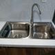 Chậu rửa bát inox 304 KAFF KF-P8143-1