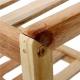 Kệ để giày khung gỗ đa năng 4 tầng Goldhouse GH12-3
