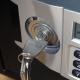 Két sắt khóa điện tử chống cháy, chống nước HONEYWELL 2112-3