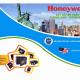Két sắt khóa điện tử HONEYWELL 5110-1