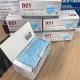 Khẩu trang y tế 3 lớp kháng khuẩn, kháng giọt bắn HAMITA D21-4