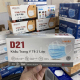 Khẩu trang y tế 3 lớp kháng khuẩn, kháng giọt bắn HAMITA D21-2