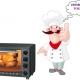 Lò nướng Homemax TOGL-28 -1