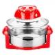 Lò nướng thủy tinh Tiross TS967 - Đỏ-3