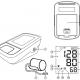Máy đo huyết áp bắp tay Microlife BP A2 Basic-2