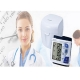 Máy đo huyết áp cổ tay Citizen CH-657-4
