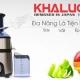 Máy ép trái cây Khaluck KL-3169-3