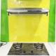 Máy hút mùi bếp 7 tấc khung INOX KAFF KF-701I-1