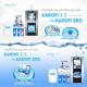 Máy lọc nước RO KAROFI iRO 1.1  K9I-1 (9 cấp lọc - Đèn UV diệt khuẩn)-1