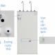 Máy lọc nước RO nóng lạnh 2 vòi KANGAROO KG09A3 (9 cấp lọc - Bao gồm tủ cường lực)-7
