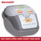 Nồi cơm điện tử Sharp KS-COM19V-1