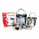 Nồi ủ Homemax HMNU-SX-70CF - 7.0L - 2 lồng nồi inox-2