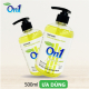 Nước Rửa Tay sạch khuẩn On1 Hương Bamboo Charcoal 500ml-3